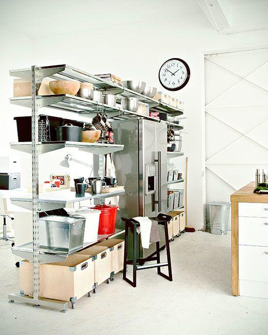 Coördinatie IKEA advertorial in woonblad