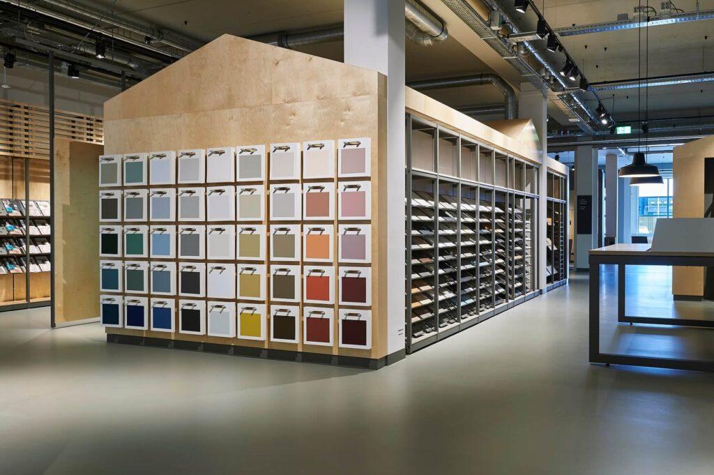 Conceptdesign Homestudios Creatiestudio Muurkleuren en Keukenexpressies