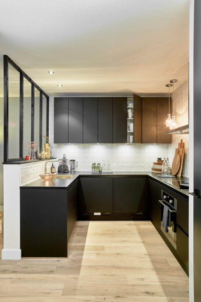 "Concept ""Go Cubic"" Bruynzeel keuken Styling vtwonen"