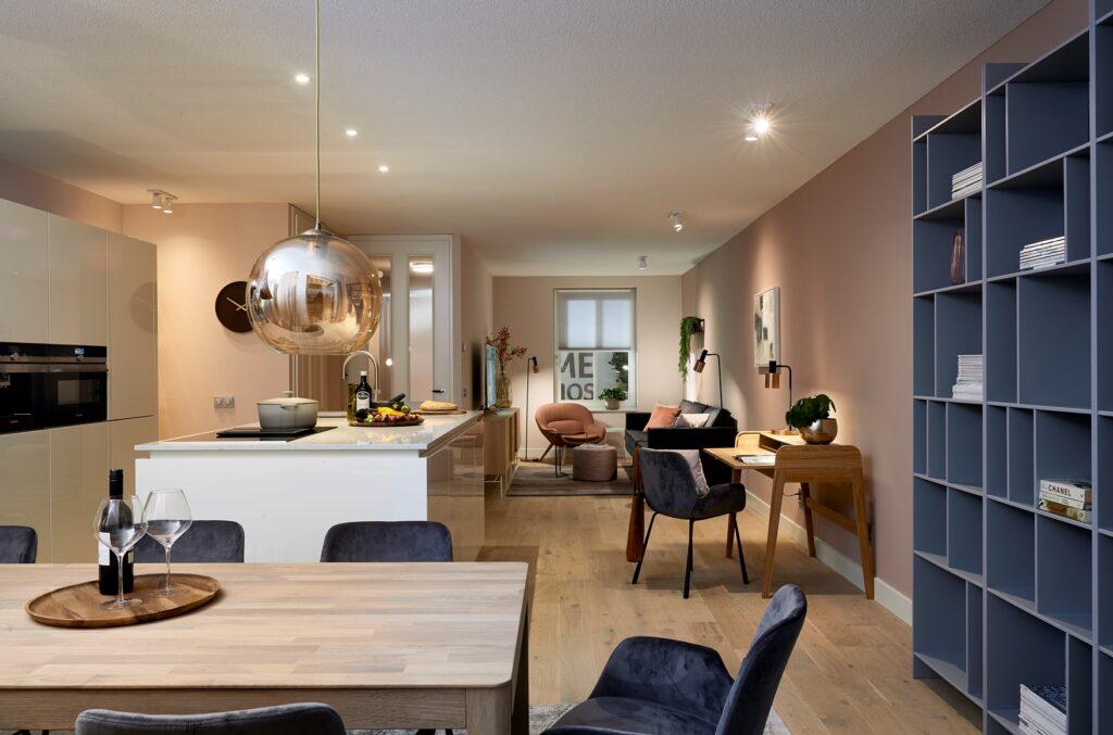 Interior design + styling Homestudios Inspiratiewoning 4