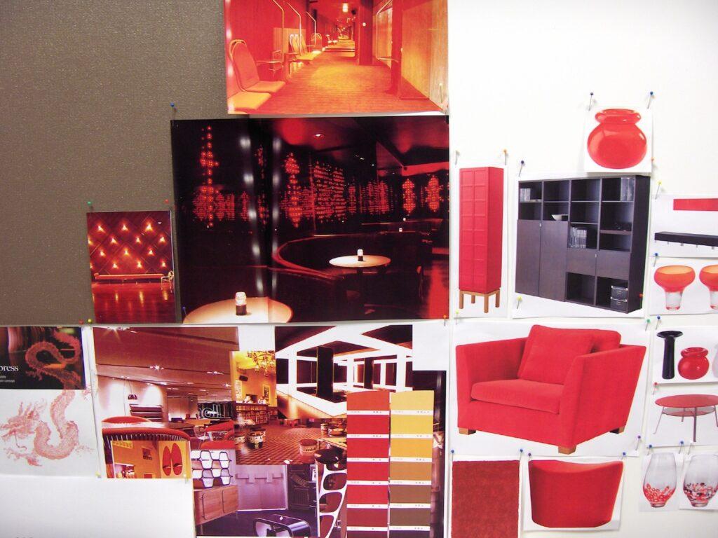 Interior design moodboard d.project IKEA keuken in focus