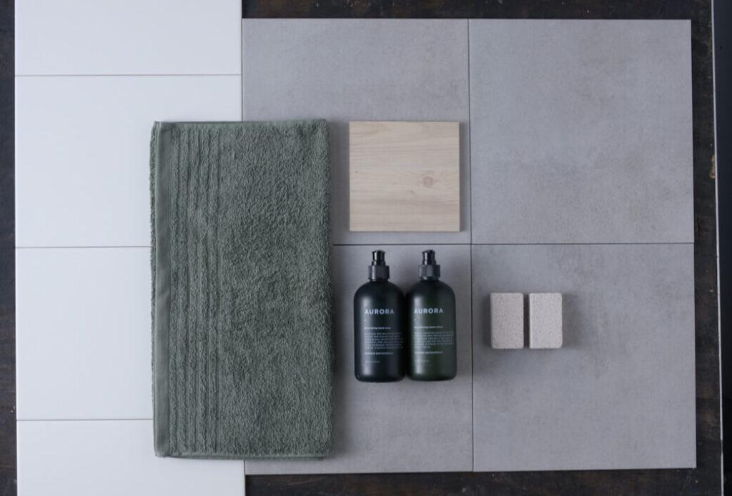 """Conceptdesign badkamerpakketten """"De badkamer van..."""""""