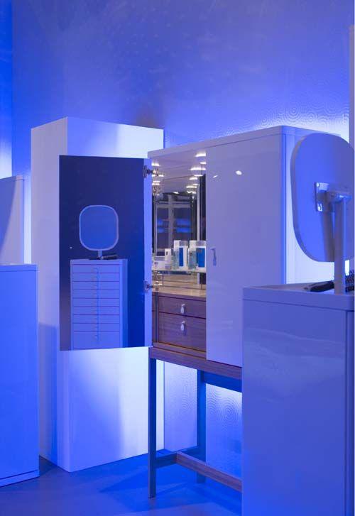 Exhibition design d.project IKEA slaapkamer in focus