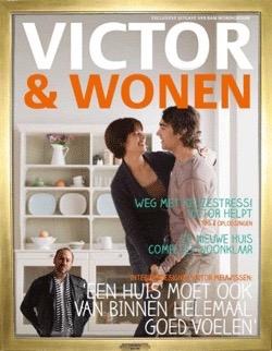 Victor+Wonen projectbrochure + inspiratiebron Woonklaar